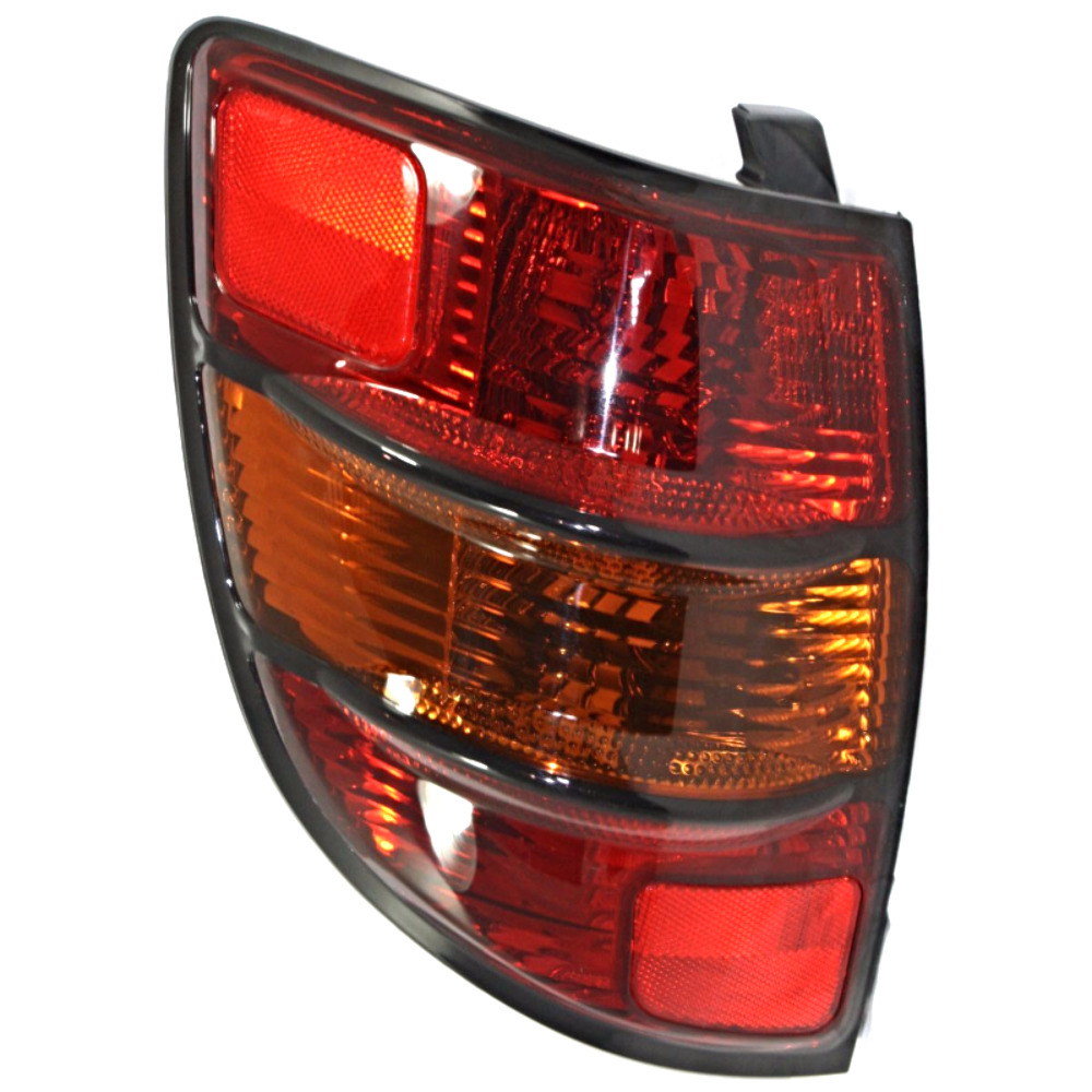 Details About Fits 03 08 Pontiac Vibe Tail Lamp Light Quarter Mounted Left Driver
