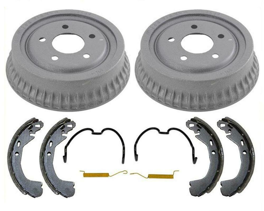 Gm Cars 2 8939 Rear Brake Drum Drums Amp B636 Shoes