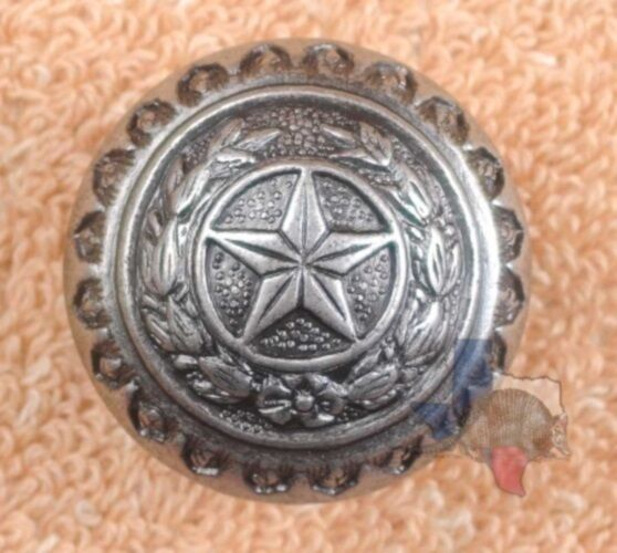 Texas knobs texas star cabinet hardware knob cp214as ebay for Star cabinet pulls