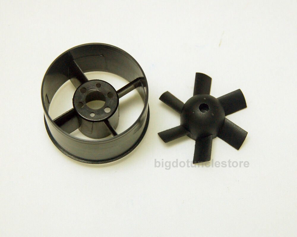 268 1 Set 50mm Electric Ducted Fan Edf Suit For Rc