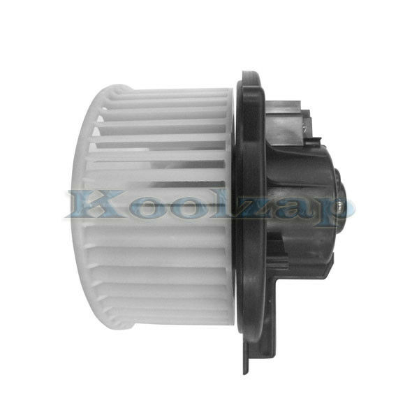 09 12 mazda cx 7 front heater ac a c condenser blower for Home ac blower motor