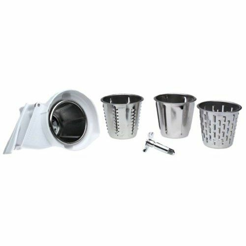 New Kitchenaid Rvsa Slicer Shredder Attachment For Stand