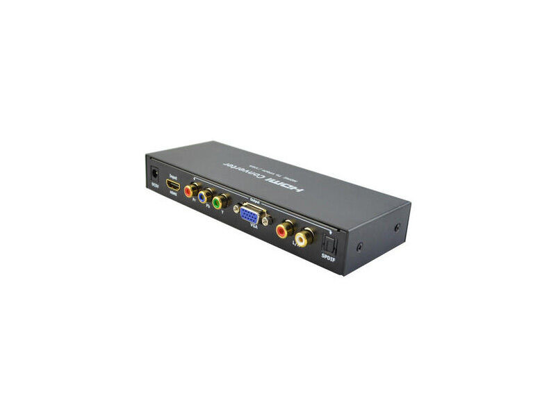 Component Video (YPbPr) and stereo audio to HDMI Converter   eBay