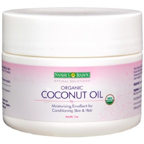 Coconut Oil Org... Coconut Oil For Dry Skin