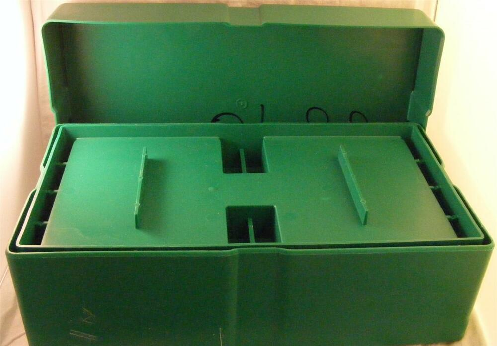 Genuine Us Mint Us Treasury Green Monster Box Insides