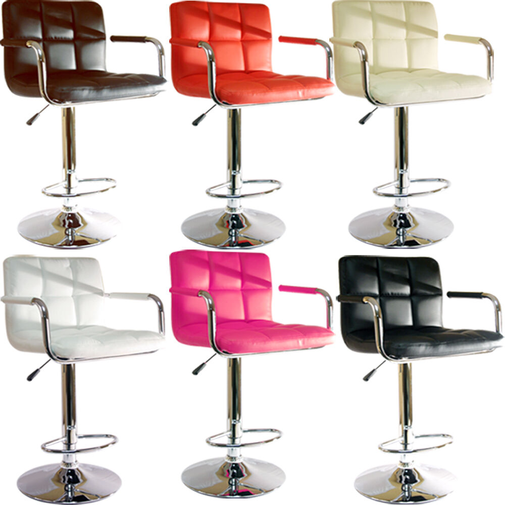 FAUX LEATHER BAR STOOLS BARSTOOLS PU SWIVEL STOOL KITCHEN  : s l1000 from www.ebay.co.uk size 1000 x 1000 jpeg 106kB