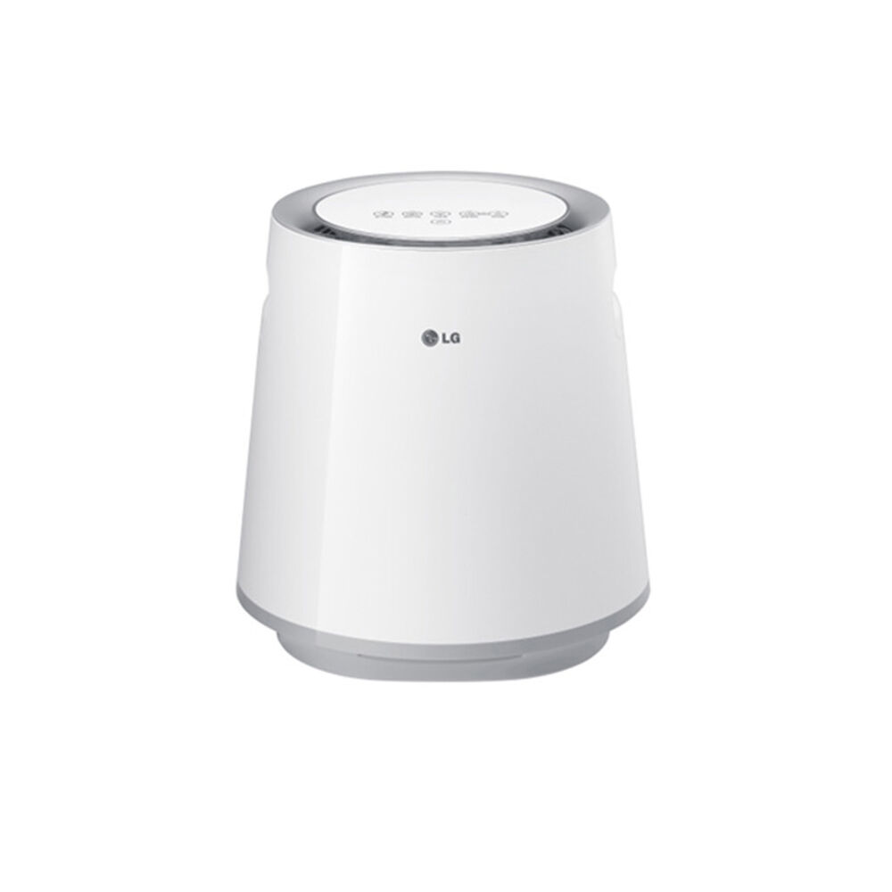 lg air washer law a048as humidifier purifier anti bacteria super ionizer silver 793889061582 ebay. Black Bedroom Furniture Sets. Home Design Ideas