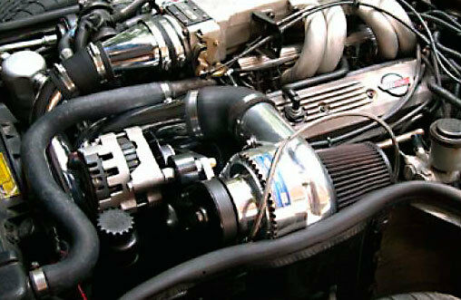 Procharger Ho Intercooled Supercharger System For 85 91
