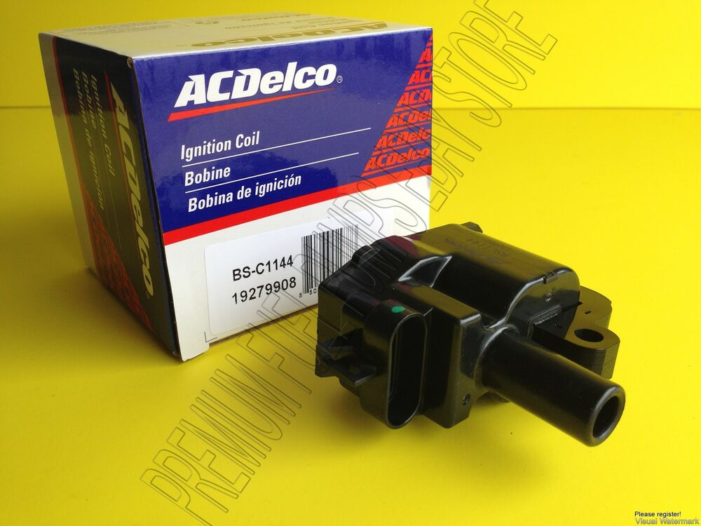General Motors New Acdelco Ignition Coil Oem Premium