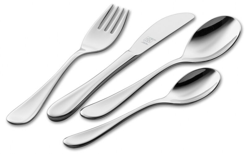 kinderbesteck filou zwilling kostenlose gravur namen childrens cutlery ebay. Black Bedroom Furniture Sets. Home Design Ideas