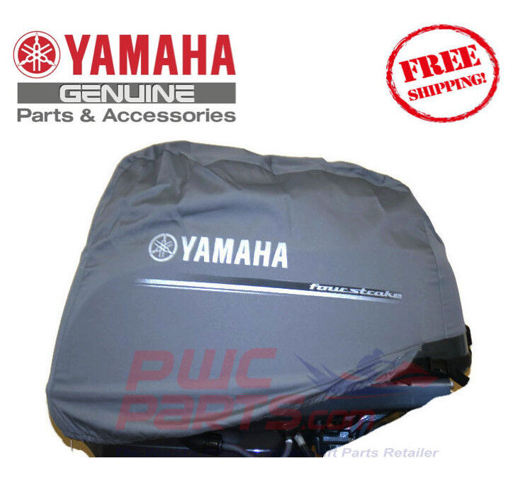 Yamaha Oem Outboard Motor Cover 4 Stroke F30 T50 F50 Mar