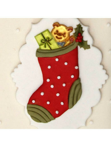 Cake Decorating Christmas Cutters : Patchwork Cutters Christmas Selection Sugarcraft Cake ...