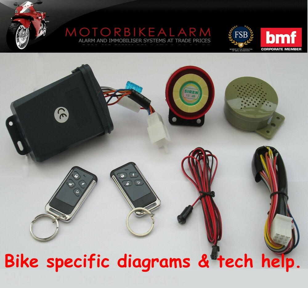 Motorcycle Remote Starter Motorcycle Circuit Diagrams