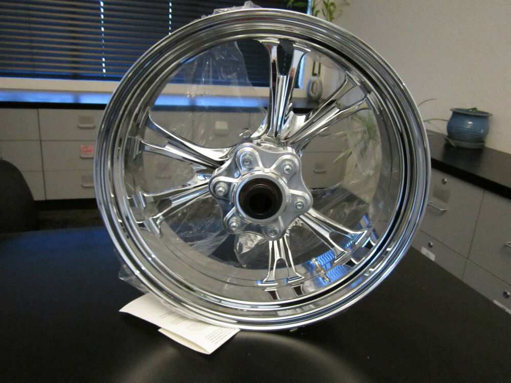 performance machine chrome wheels