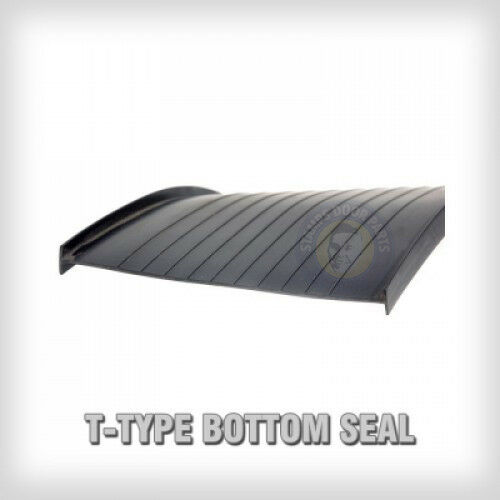 Garage Door Bottom Seal Weatherstrip Astragal Heavy Duty
