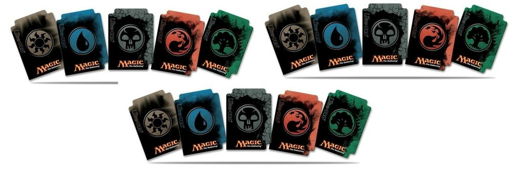 Handy image inside magic the gathering card dividers printable