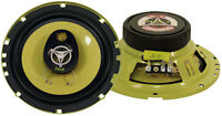 """Pair 6.5"""" inch 6 1/2"""" Car Audio Stereo 3-Way Sound Replacement Speakers PLG6.3"""