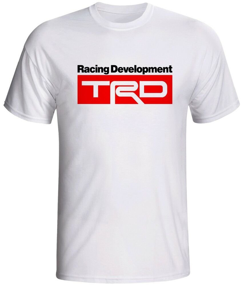 Toyota Tacoma 4x4 Accessories Toyota racing development shirt TRD cars | eBay