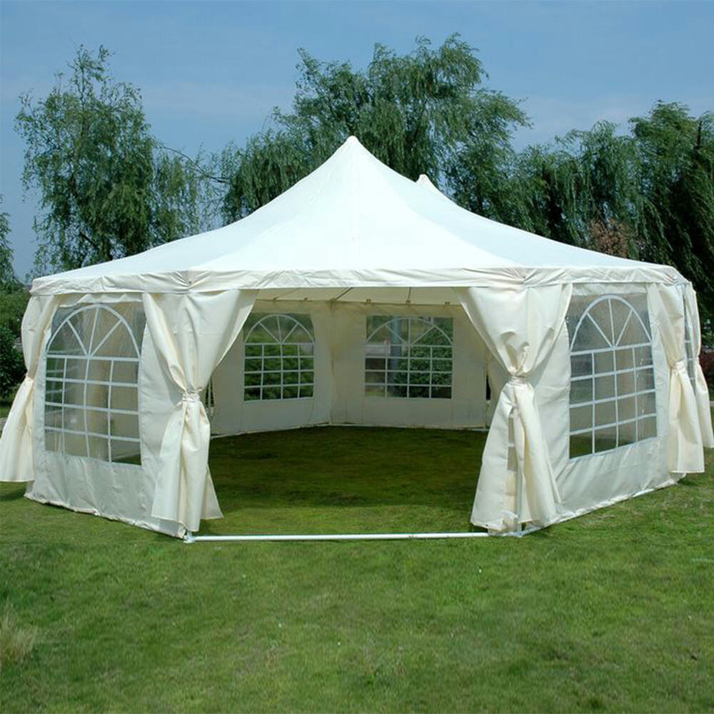 Quictent Large Deluxe Wedding Party Tent Marquee 9 X 65M