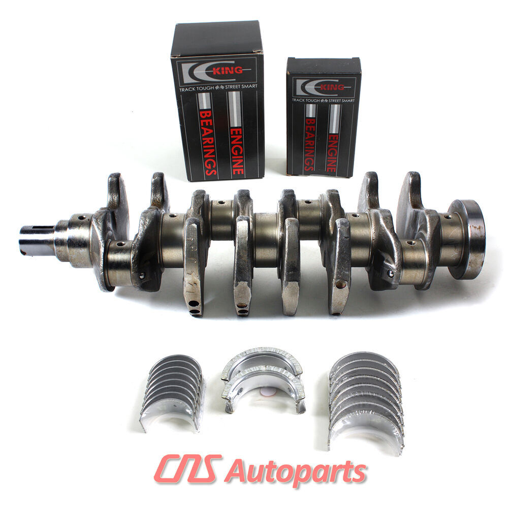 7-Bolt Forged Crankshaft & Bearing Set 93-97 4G63