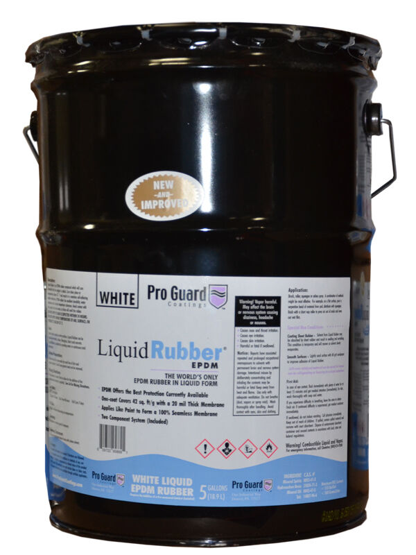 Liquid Rubber Liquid Epdm Coating 5 Gallon For Roof