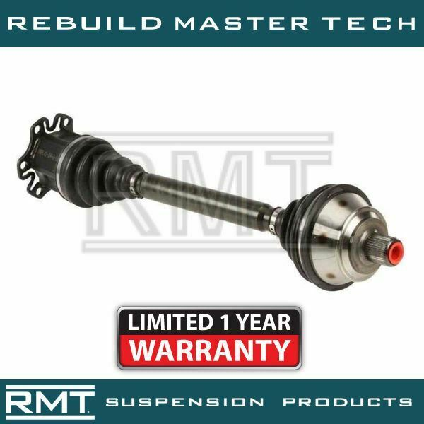 bentley continental 2003-2012 new front right cv joint axle drive shaft