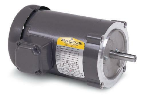 Vm3538 57 1 2 hp 1425 rpm new baldor electric motor ebay for 1 2 hp ac motor