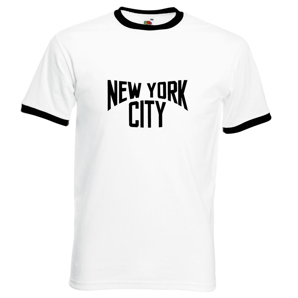 John Lennon New York City Inspired T Shirt Mens T Shirt Ebay
