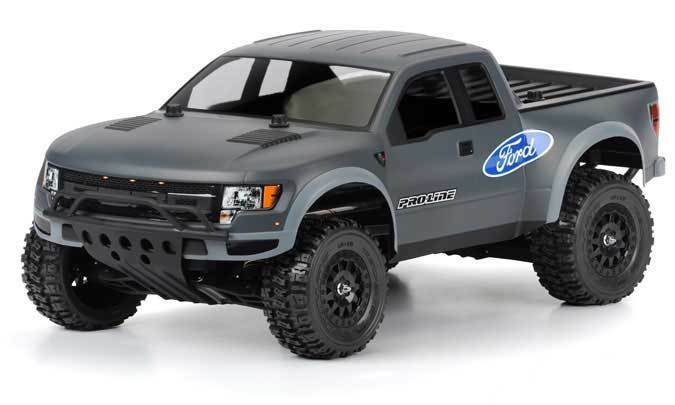 pro line true scale ford f 150 raptor svt body for slash sc10 3389 00 338900 ebay. Black Bedroom Furniture Sets. Home Design Ideas