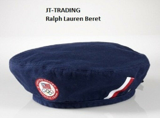 2e9d87aee3169 Details about NWT-POLO RALPH LAUREN Olympic Team USA
