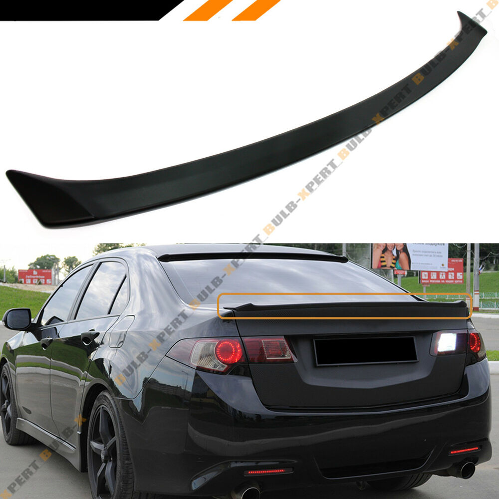 FOR 09-14 ACURA TSX ABS PRIMERED CU1 CU2 ACCORD REAR TRUNK