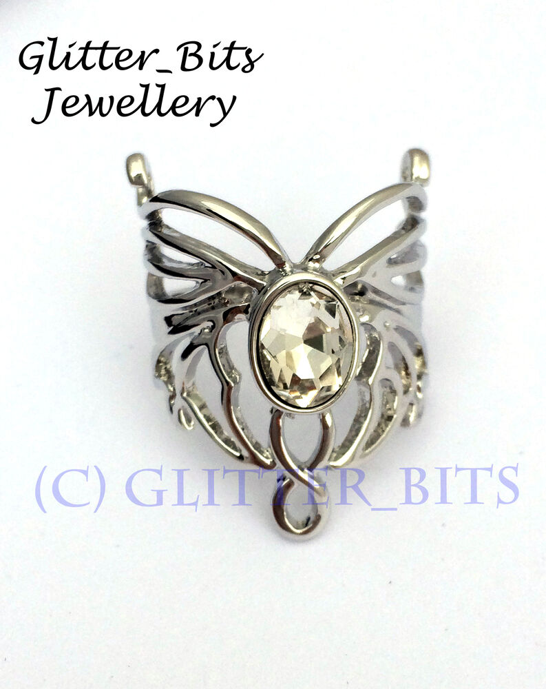 Arwen Evenstar Butterfly Ring Lotr Lord Of The Rings
