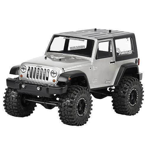 pro line 2009 jeep wrangler 1 10 rc rock crawler body 3322 00 332200 ebay. Black Bedroom Furniture Sets. Home Design Ideas