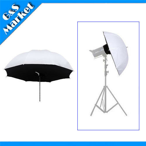 "Reflective Umbrella Softbox: Umbrella Softbox 110cm / 43"" Translucent Shoot Reflective"
