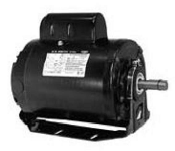 C105l 1 3 hp 1725 rpm new ao smith motor ebay for 1 3 hp motor
