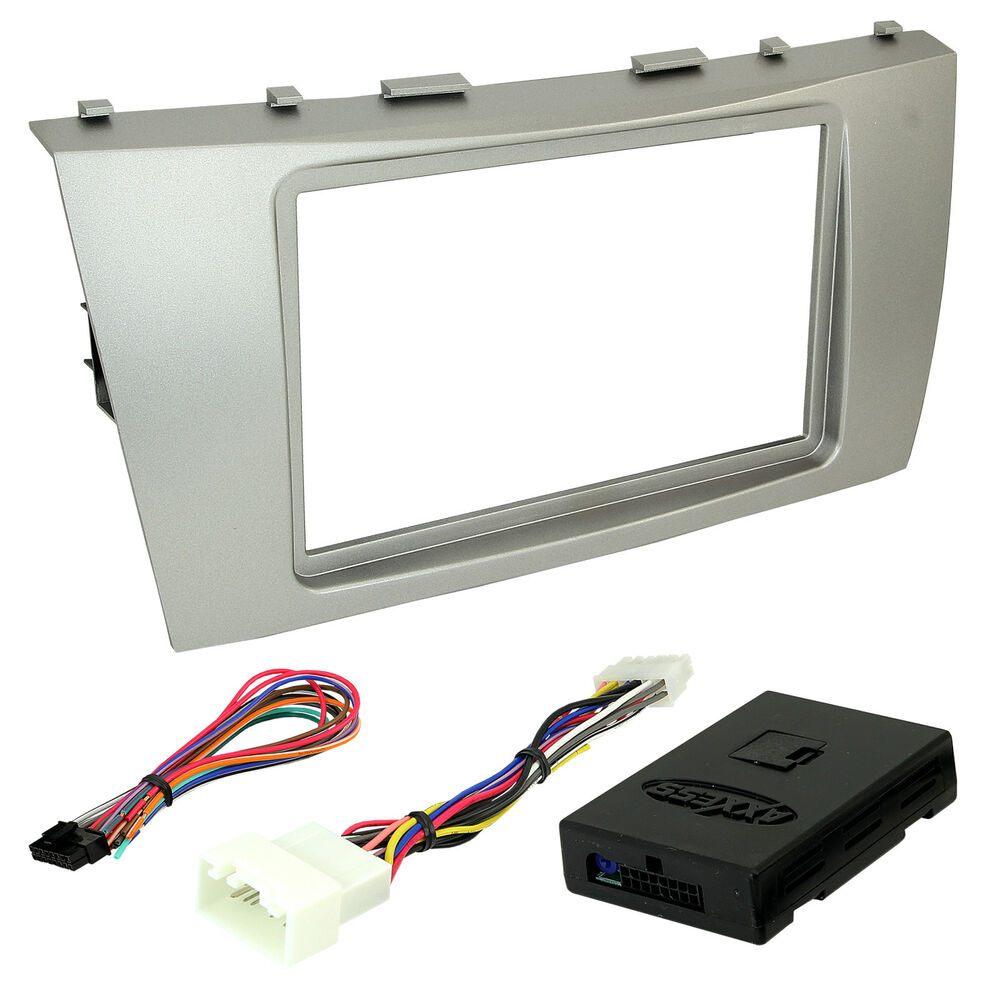 toyota camry car stereo double 2 d din radio install dash kit combo 95 8218s ebay. Black Bedroom Furniture Sets. Home Design Ideas