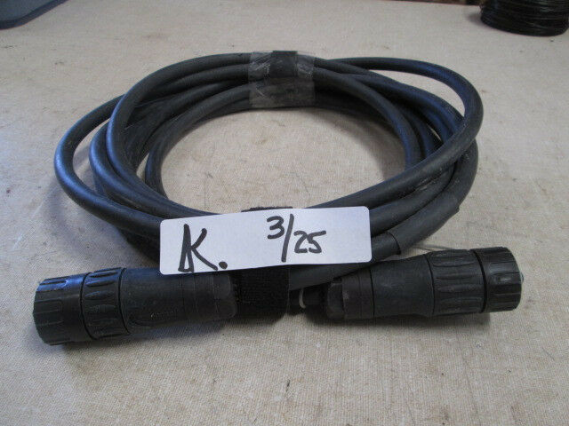 Army Power Cables : A c power cable for military electronics
