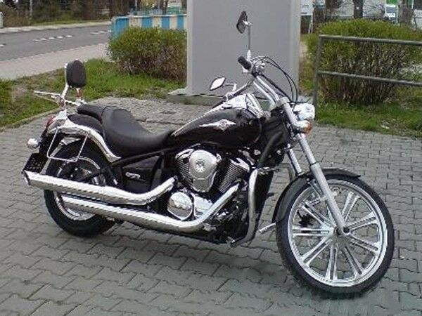 Kawasaki Vulcan Accessories