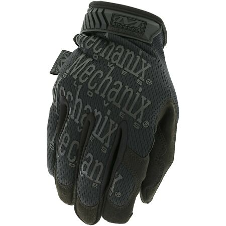 img-Genuine Mechanix Tactical Original Gloves in Covert Black all sizes