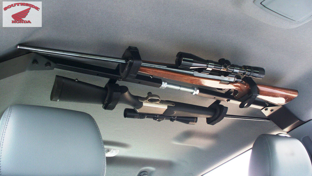Center Lok Overhead Gun Rack Toyota Tundra Four Door Truck