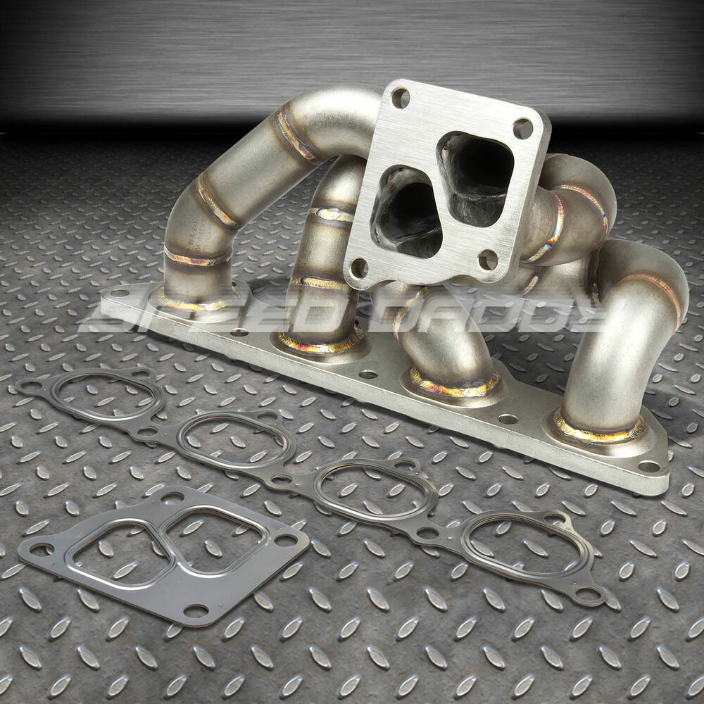 Td cast stainless steel turbo manifold exhaust for