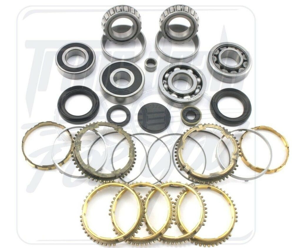 FitsMitsubishi Eclipse Spyder 5Spd FWD Transmission Bearing Repair Kit  1999-2003 | eBay
