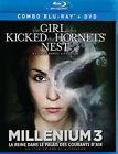 The Girl Who Kicked the Hornet's Nest (Blu-ray/DVD, 2012)
