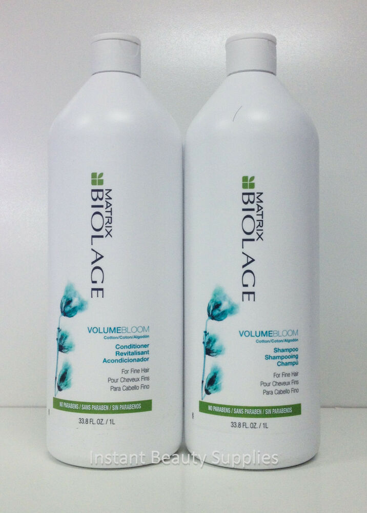shampoo and conditioner for fine hair