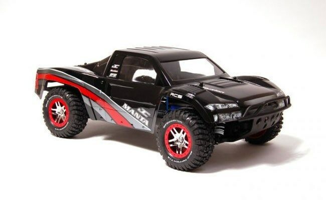 JConcepts 0064 Illuzion Manta Body For Traxxas Slash