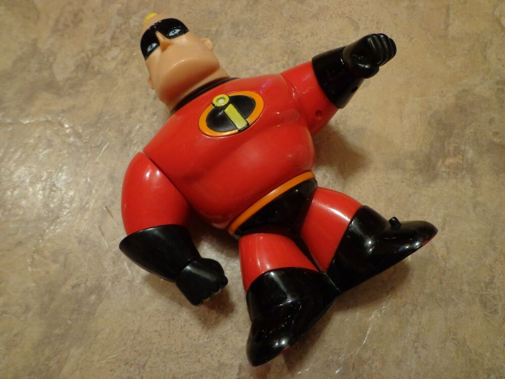 The Incredibles Toys : Thinkway toys disney pixar the incredibles quot mr