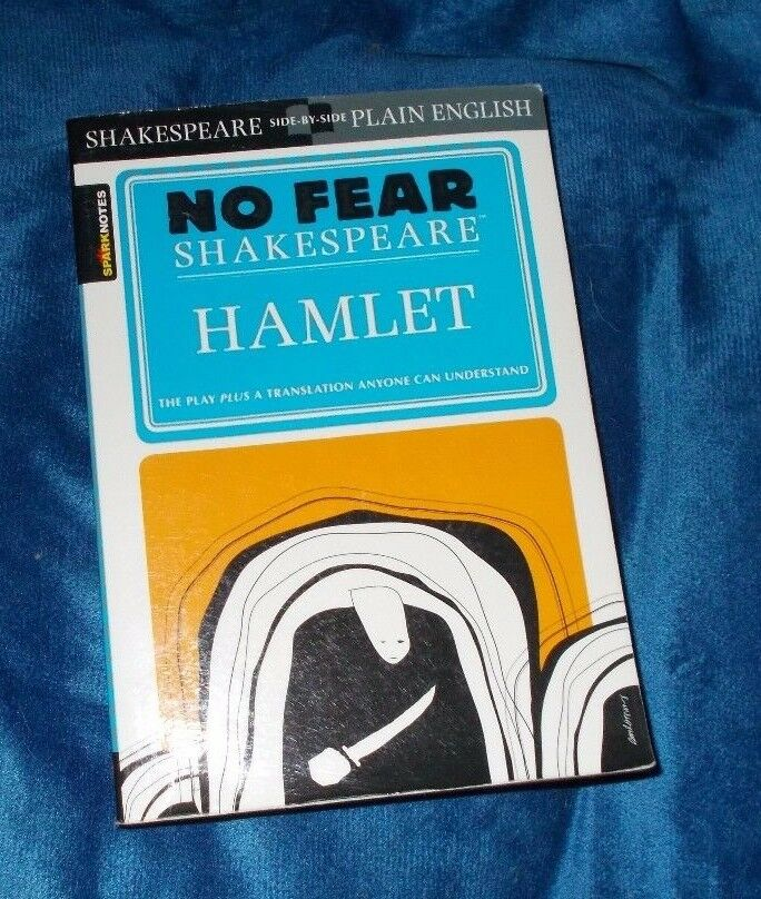 no fear shakespeare Find great deals for no fear shakespeare: no fear shakespeare : othello by sparknotes staff and william shakespeare (2003, paperback) shop.