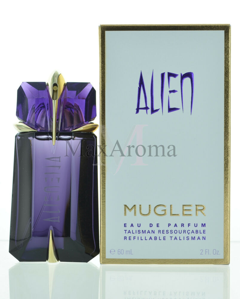 alien by thierry mugler eau de parfum 2 oz for women new ebay. Black Bedroom Furniture Sets. Home Design Ideas
