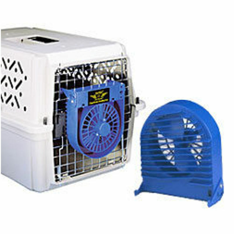 Metro Air Force Pet Dog Cat Cage Crate Carrier Cooling