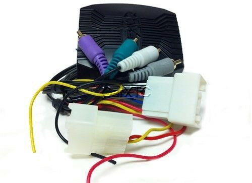 2001 Lexus Is300 Radio Wiring Harness : Lexus is premium amplified radio wire harness plug